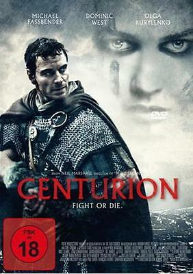 Centurion - Fight or Die (Michael Fassbender) # DVD-NEU