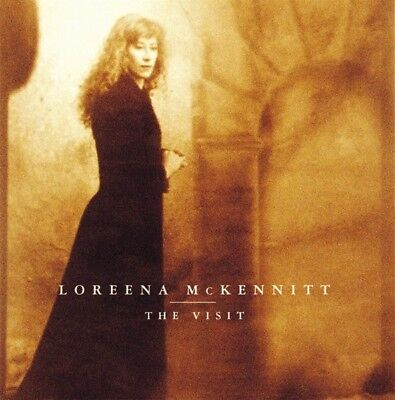 Loreena Mckennitt 'the Visit' Cd 9 Tracks New! !!!