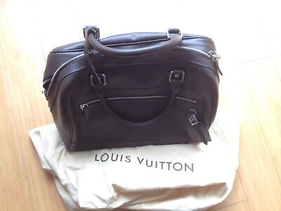 SAC VOYAGE CUIR Homme Louis Vuitton Leather Luggage - EUR 615,00 ... a99a05f7019