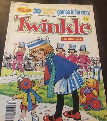 Twinkle Comic # 1404/ Dec 17th 1994