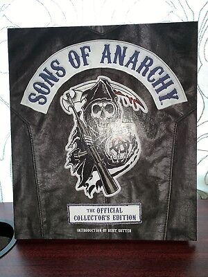 Sons of Anarchy : The Official Collector's Edition by Tara Bennett (Hardcover)