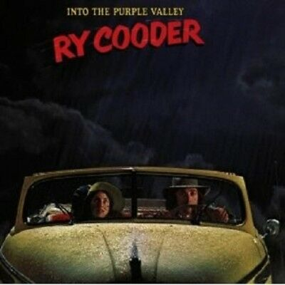 Ry Cooder - Into The Purple Valley  Cd New!