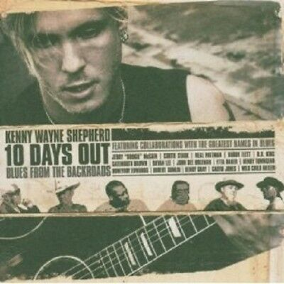 Kenny Wayne Shepherd-10 Days Out-Blues Fro...cd+Dvd New!