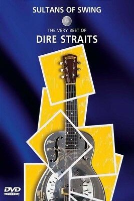 Dire Straits 'Sultans Of Swing - Best Of' Dvd New!!!