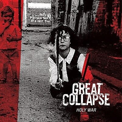 The Great Collapse - Holy War  Cd New!