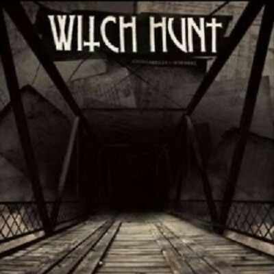Witch Hunt - Burning Bridges To Nowhere  CD NEW!