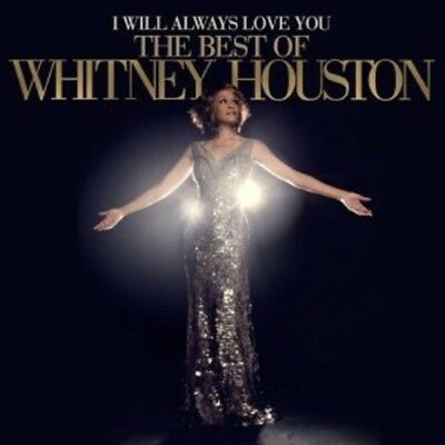 Whitney Houston - I Will Always Love You: The Best Of W.h.  Cd  Pop/Soul  New!
