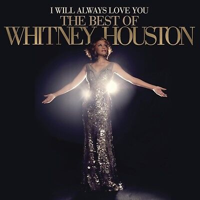 Whitney Houston - I Will Always Love You: The Best Of W.h.  2 Cd Pop/Soul  New!