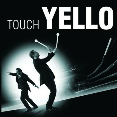 Yello - Touch Yello  Cd New!