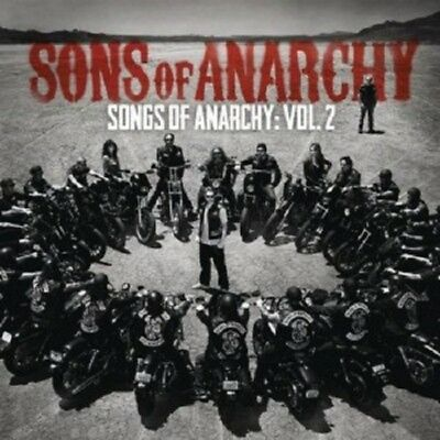 Sons Of Anarchy (Television Soundtrack) - Songs Of Anarchy: Vol.2  Cd New!