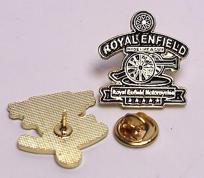 Royal Enfield Motorcycles Pin (Pw 257)