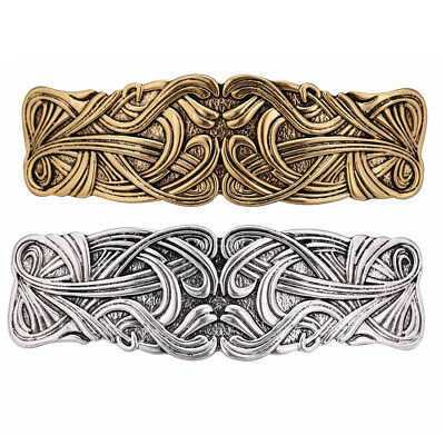 Celtic Nordic Hairpin Hair Barrette Pin Clip Accessories Women Vintage Holder