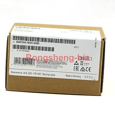 1PC New Siemens 6GK7243-1EX01-0XE0 6GK7 243-1EX01-0XE0 #RS8