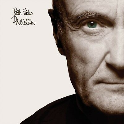 Phil Collins - Both Sides (Deluxe Edition) 2 Cd New!