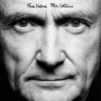 Phil Collins - Face Value (Deluxe Edition) 2 Cd New!