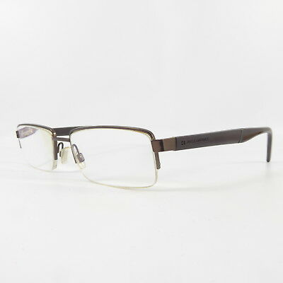 0a2141ff26 HUGO BOSS BOSS 0033 Semi-Rimless Y1862 Used Eyeglasses Glasses ...