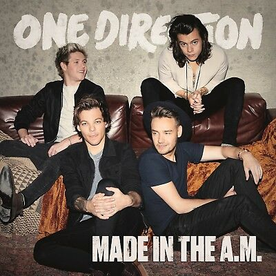 One Direction - Made In The A.m.  Cd New!