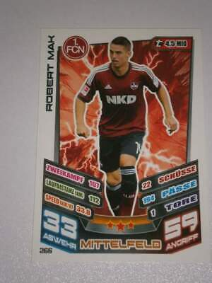 Match Attax 13//14-266-Robert MAK