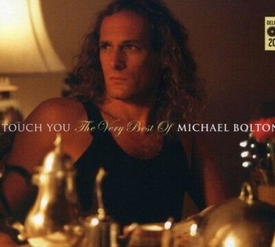 Michael Bolton - Touch You: The Best Of 2 Cd New!