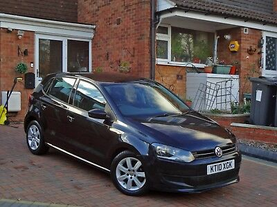 2010 VW POLO 1.6 TDI SE, Diesel, £30 TAX, Perfect Condition,Full Service History