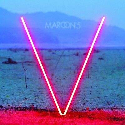 Maroon 5 - V (Deluxe Edt.)  Cd New!