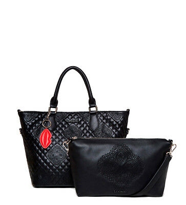 In Florida Shopping 1 Desigual Borsa 3 Claudia Nera 20x25 26 kXPZiu