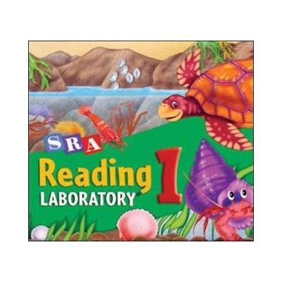 Reading Lab 1B, Student Record Book (Pkg. Of 5), Levels 1.4 - 4.5 by Don Park...