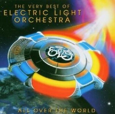 """Elo """"all Over The World: The Very Best Of"""" Cd New!"""