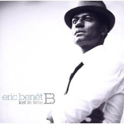 "Eric Benet ""Lost In Time"" Cd New!"