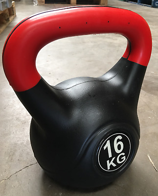 Damaged - Pickup Only In 3020 -16Kg Kettlebell - Home Gym Kettlebell Weight