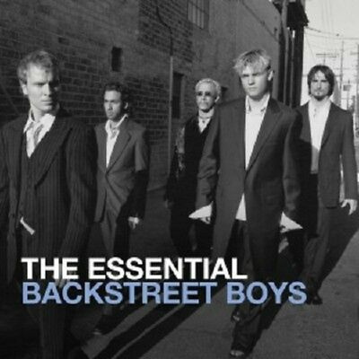 Backstreet Boys - The Essential Backstreet Boys 2 Cd New!