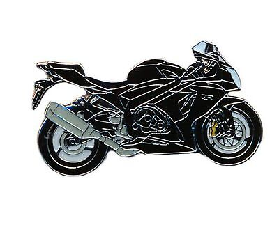 Suzuki GSX 1000 Enamel Motorcycle Collectors Pin Badge from Fat Skeleton