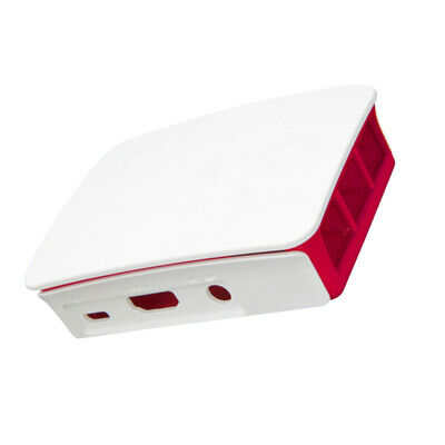 Brand New Housing Case Enclosures For the Raspberry Pi 3 Model B White & Red