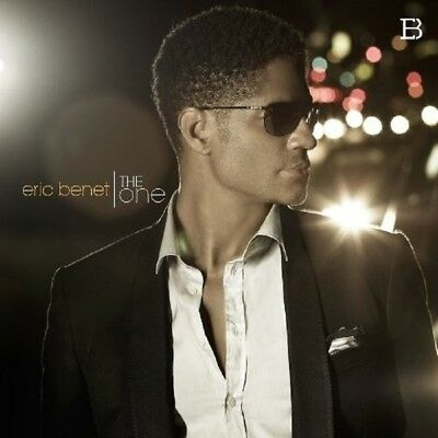 Eric Benet - The One  Cd New!