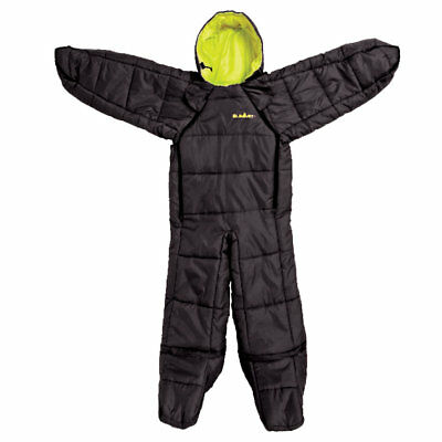 Wearable Sleeping Bag Full Body Suit Arms Legs 1 2