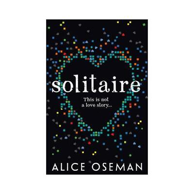 Solitaire by Alice Oseman (author)