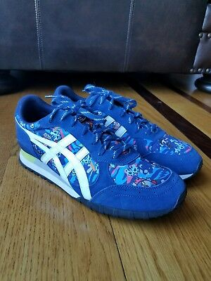 cf281fc4d346 Onitsuka Tiger Colorado 85 Asics Tokidoki Blue Running Sneaker Shoes Size 10