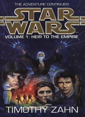 Star Wars: V. 1 By Timothy Zahn