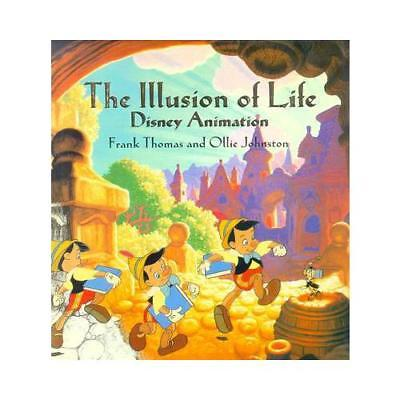 The Illusion of Life by Frank Thomas, Ollie Johnston