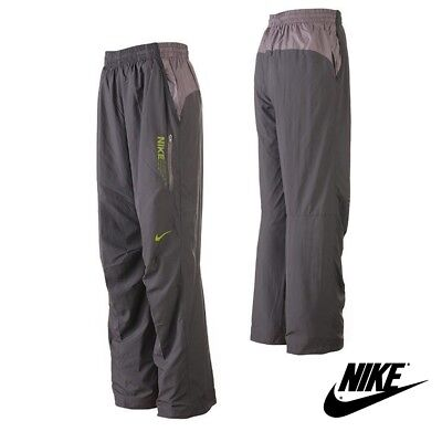 Nike Boys Lightweight Track Pant Junior Tracksuit Bottoms Grey 11,12,13,14 years