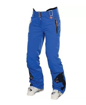 844b6c3834b60 ROSSIGNOL WOMENS DEEP Blue JC De CASTELBAJAC Ski Trousers Pants Ladies XL  BNWT