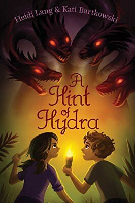 A Hint of Hydra (The Mystic Cooking Chronicles)