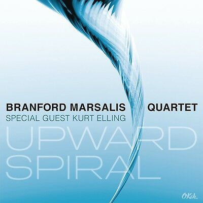 Kurt Branford Marsalis Quartet/Elling - Upward Spiral  Cd New!