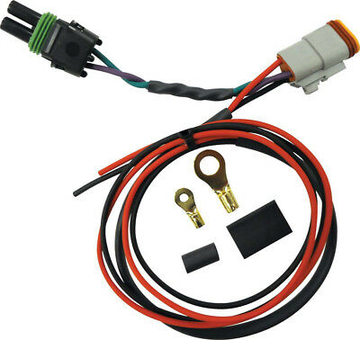 quickcar racing products ignition wiring harness p/n 50-2008