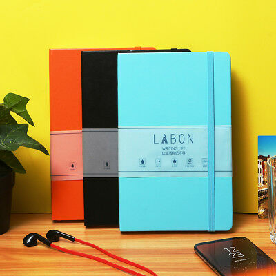A5 Journal Notebook Hardcover Medium Dotted Grid Diary Business Book 4 Colors 1
