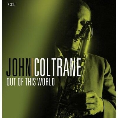 John Coltrane - Out Of This World 4 Cd New!