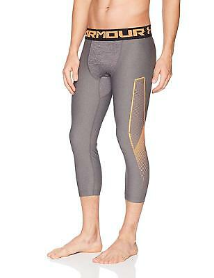 17fb4ef1f2838 Under Armour HeatGear Armour Graphic Men's 3/4 Length Leggings Size Large