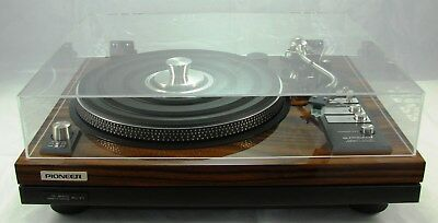 Turntable cover Pioneer PL-530, 51,71,A35,A45D, A55