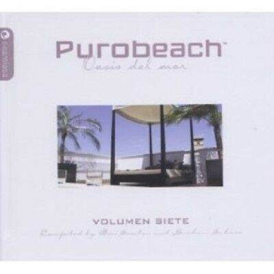 Purobeach Volumen Siete 2 Cd 27 Tracks New!