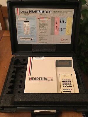Laerdal Heartsim 2000 Ecg Training System